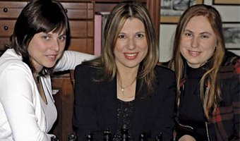 the polgar sisters prodigy podcast
